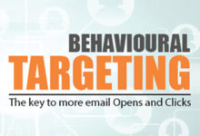 Behavioural Targeting: The key to more email opens and clicks