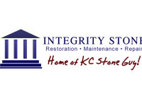 Integrity Stone Logo Design