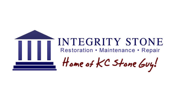 Integrity Stone Logo Design