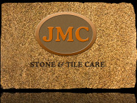 JMC Stone and Tile Care Logo Design