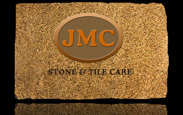 JMC Stone and Tile Care Logo Design