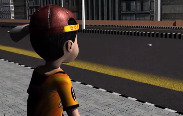 Civics Sense – 3D Animation
